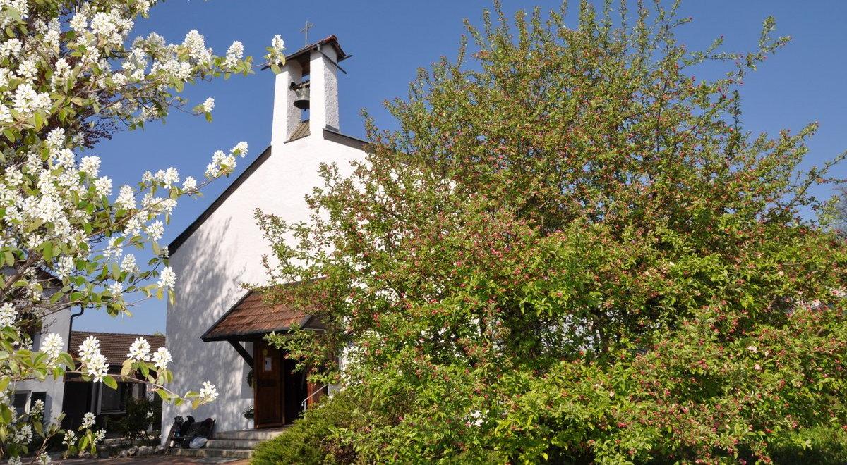 Ev. Kirche Bad Endorf